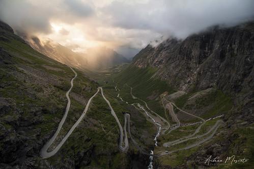 Trollstigen - Åndalsnes (Norway)