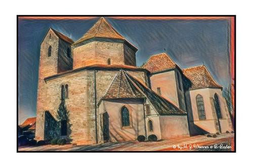 The Abbey Church  03 / 05