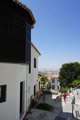 Cuesta del Realejo, Granada