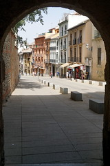 Puerta de las Granadas, Granada