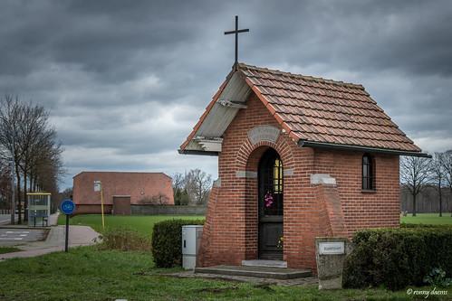 Merksplas, Kapel Onze-Lieve-Vrouw van het Heilig Hart.