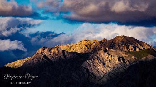 Sunset on the Summits III