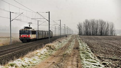 SNCF BB25606 Hochfelden 07.02.2020