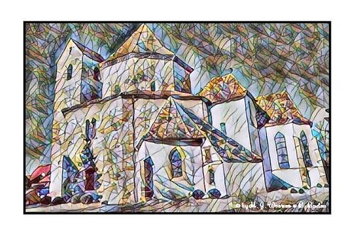 The Abbey Church  05 / 05