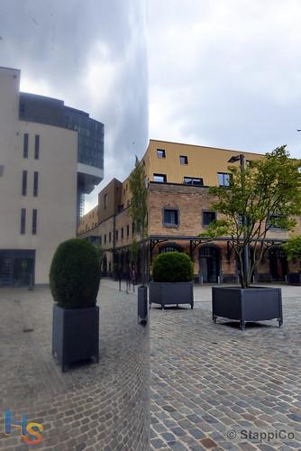 Köln - Spiegelung