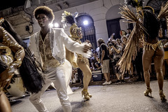 Desfile de Llamadas 2020 - Barrio Sur - Montevideo - Uruguay | 200214-0003628-jikatu