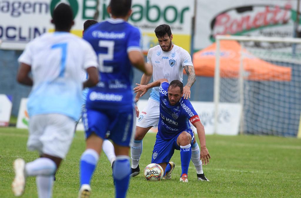 União de Francisco Beltrão x Londrina