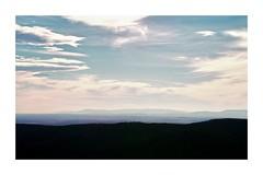 La plaine, ciel & brume