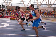 Campeonato de España de Clubs Master Indoor