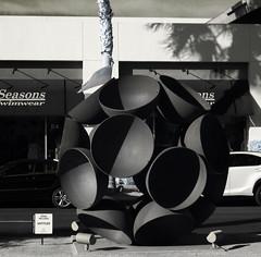 Untitled Sculpture on El Paseo (0624)