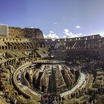 Colosseum Panorama - https://www.flickr.com/people/73261304@N08/