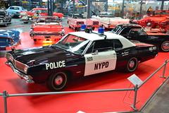 Vintage NYPD Patrol Car