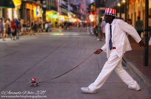 STEPPIN' OUT   NEW ORLEANS