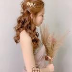 李思穎-溫柔婉約新娘造型