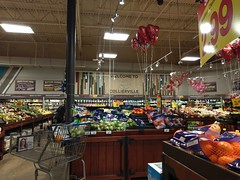Welcome (again, for one final time this week) to Collierville Kroger!