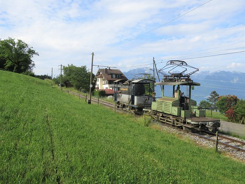 Trains Touristique du Blonay-Chamby (Suisse)