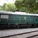 EMD G12 N°51 Sir Alexander - Hong Kong Railway Museum