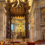St. Peter's Basilica, Rome - https://www.flickr.com/people/22017189@N00/