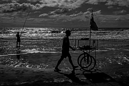 El pescador y el vendedor