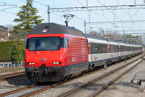 CFF > Lokomotive