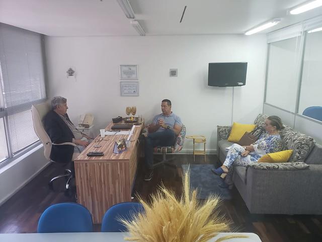 17/02/2020 Visitas Escritório Porto Alegre