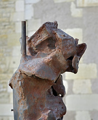 Issoudun (Indre) - Photo of Saint-Aoustrille