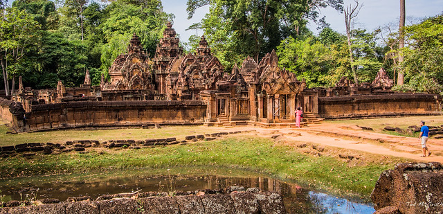 Photo:2019 - Cambodia - Siem Reap - Banteay Srei - 7 - 1 of 2 By Ted's photos - For Me & You