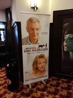 Beentjes van Sint-Hildegarde Poster