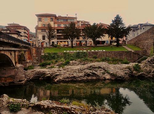 Cangas de Onis, Asturias.
