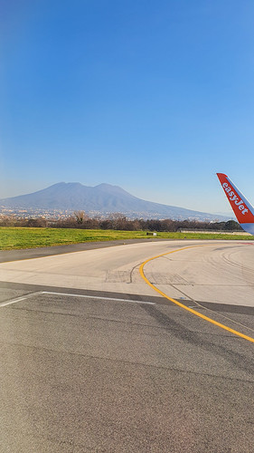 Napoli from the Sky