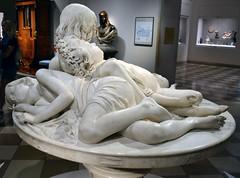 Lorenzo Bartolini (1777-1850) - La Table aux Amours (The Demidoff Table) (1845) 4, Metropolitan Museum of Art, New York, September 2012