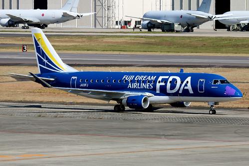JA13FJ Embraer ERJ.175STD FDA  NKM