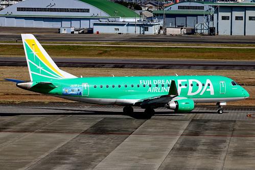 JA11FJ Embraer ERJ.175STD FDA  NKM