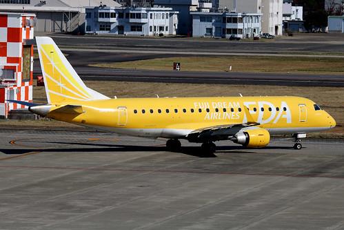 JA07FJ Embraer ERJ.175STD FDA  NKM