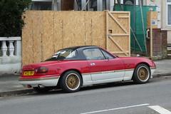 Not a Lotus Elan Sprint...