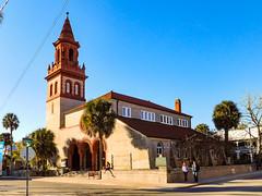 St. Augustine Historic Downtown, FL_2020