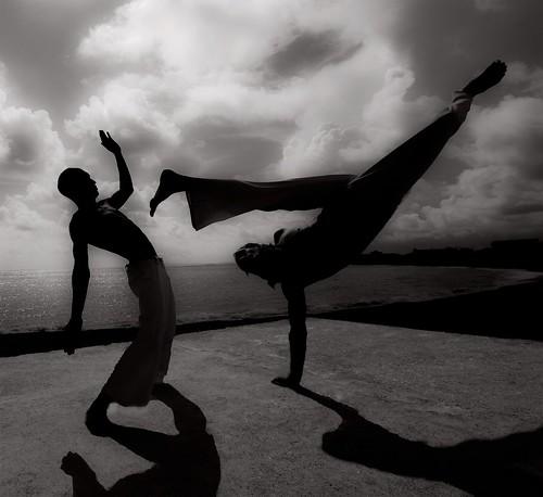 Capoeira Monochrome