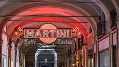 Ne pas oublier que le Martini est né à Turin
