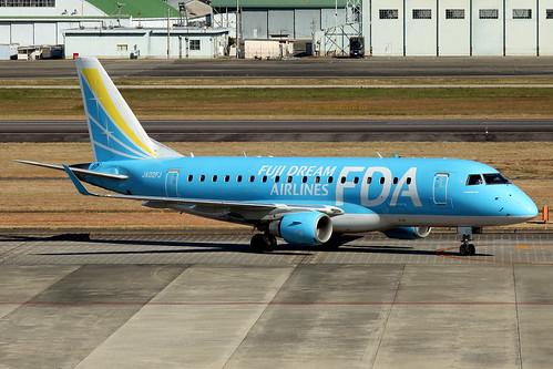 JA02FJ Embraer ERJ.170STD FDA  NKM