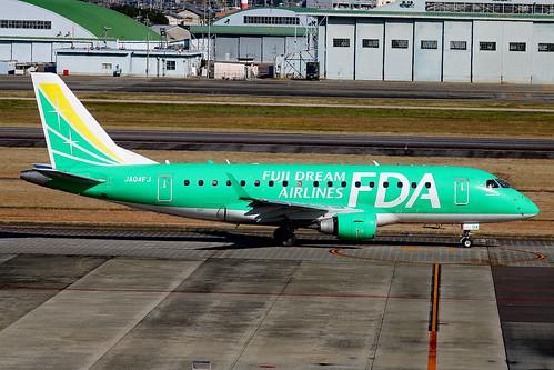 JA04FJ Embraer ERJ.170SU FDA  NKM
