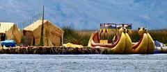 Uros Boats