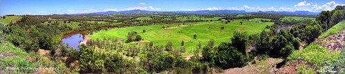 Google Photos Auto Generated Pano - View of the Manning Valley from Brushy Cutting Lookout, The Bight, Wingham, Mid North Coast, NSW