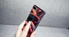 SAMSUNG Galaxy Z Flip Foldable Phone