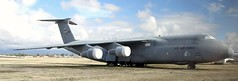 68-0220 Lockheed C5A Galaxy on Celebrity Row