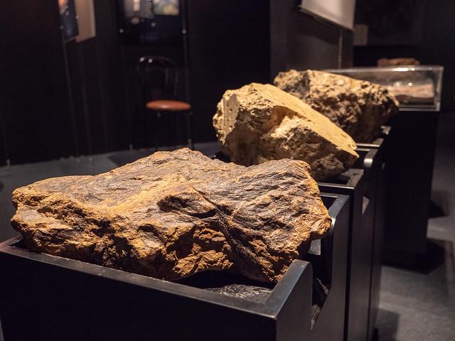 La météorite invisible de Rochechouart (87)