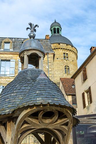 Hautefort, Dordogne, France