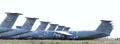 68-0212 & 69-0025 Lockheed C5A Galaxies