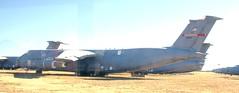 70-0465 Lockheed C5A Galaxy