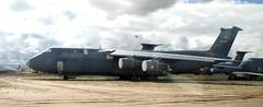 70-0449 Lockheed C5A Galaxy