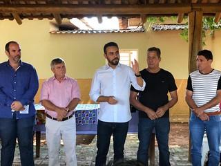 Visita à Santa Casa de José Bonifácio